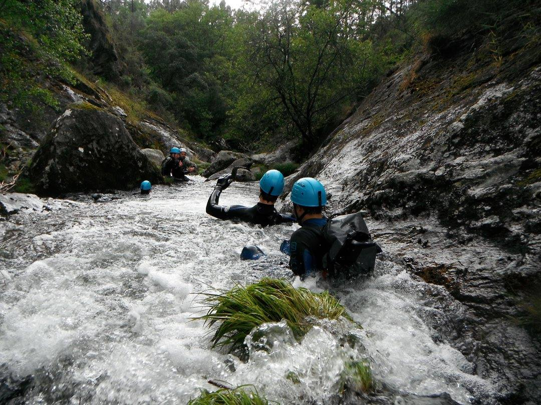 Canyoning Outdoor Feelings