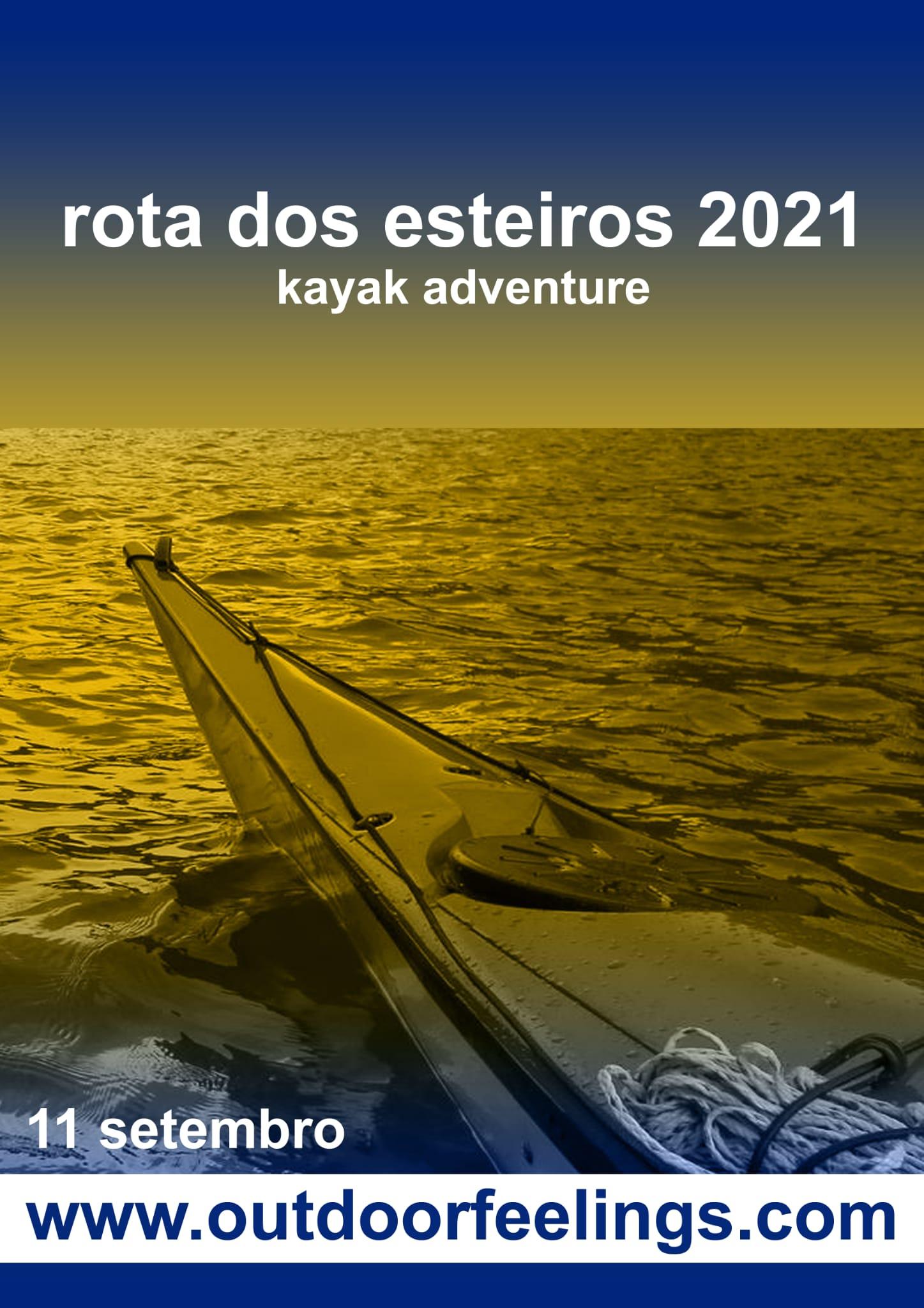 Rota dos ESTEIROS 2021