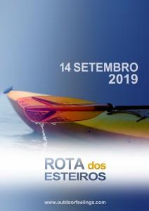 Rota dos ESTEIROS 2019 - edição#3